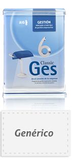 ClassicGes 6 Genérico