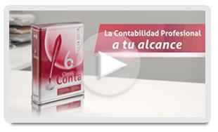 ClassicConta 6 - La contabilidad profesional a tu alcance